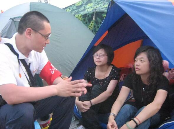 5.12地震十周年纪念:一个心理咨询工作者的救援日志连载5
