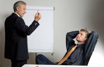 如何让老板不讨论你?