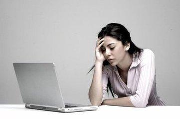 白领女性工作生活的失衡